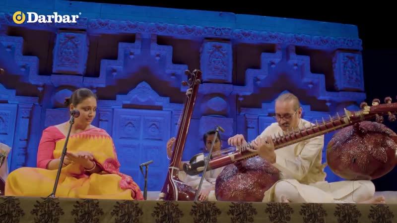 Sublime Jugalbandi Dhrupad ¦ Ustad Bahauddin Dagar amp Pelva Naik ¦ Raag Vardhani ¦ Music of India