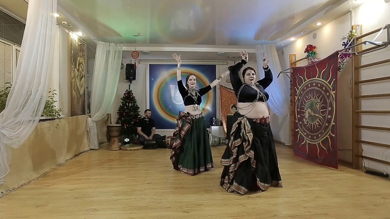 Дуэт Надежда Дорук и Виктория Шиман DAKINI TRIBE г. Ижевск