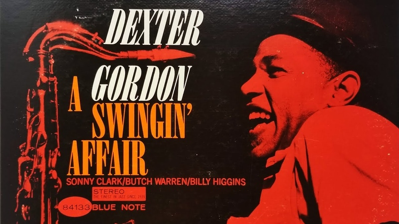 The Backbone - Dexter Gordon Quartet