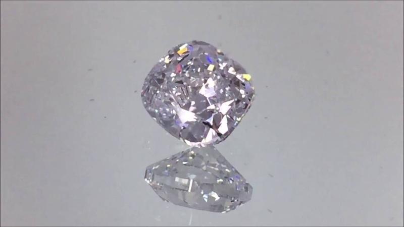 1.50 Carat Cushion Cut Lab Grown Diamond D/SI2 - EcoDiamondUSA
