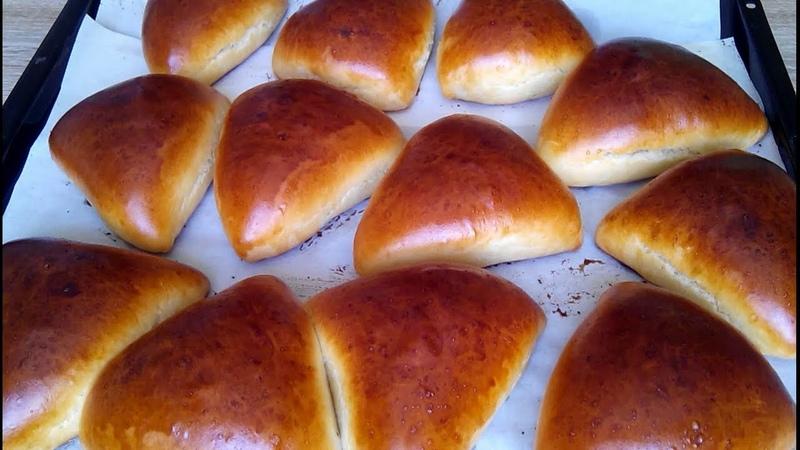 Яблочные булочки, очень простой рецепт.