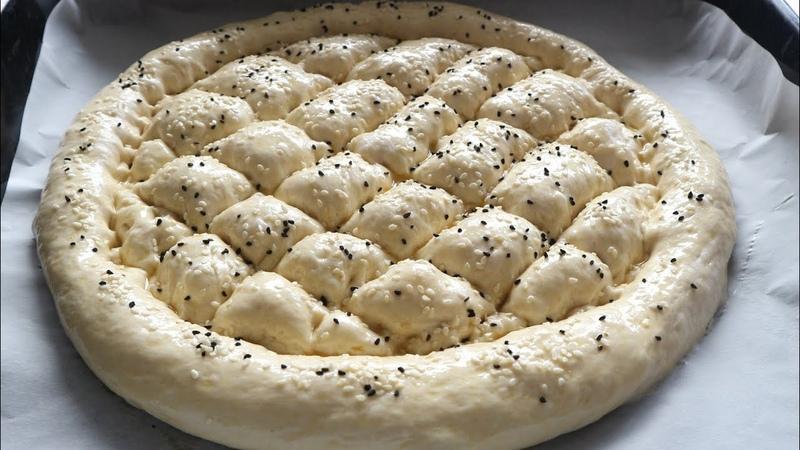 Рамазан пиде турецкие лепешки Ramazan pide a Turkish flatbread