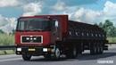 MAN F90 Rework   Euro Truck Simulator 2 Mod