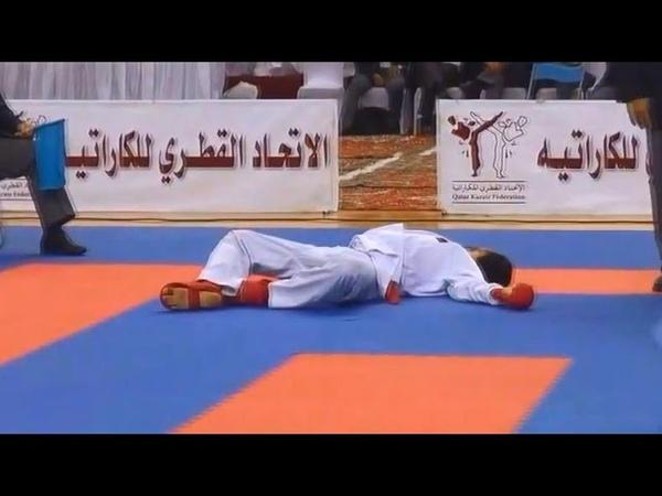 Karate Knockouts kumite W K F