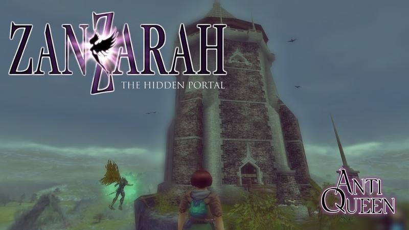 ZanZarah The Hidden Portal Ⓩ Башня Гномов 7