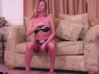 Amber michaels corsets and garters part 1