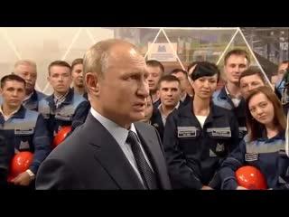 Путин объяснил, почему нельзя завинтить цены на бензин
