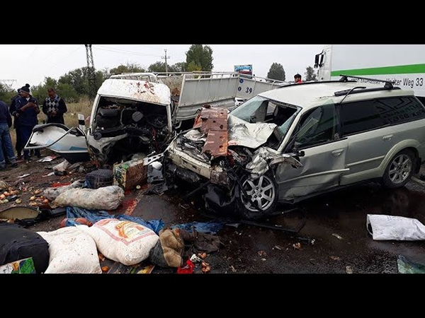 Дорожный патруль Уфа №159 эфир от 22 09 2020 на БСТ авария дтп