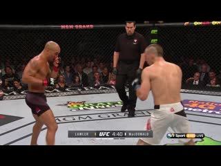 Robbie lawler vs. rory macdonald