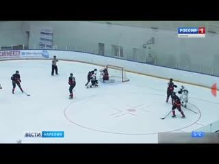 Гостевая победа хоккеистов из карелии в перми