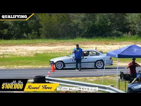 Klutch Kickers $100k Drift Series RD3 Saturday Practice