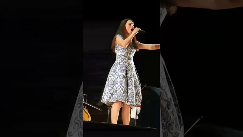 Laura Bretan - concert Buzau 24.09.19