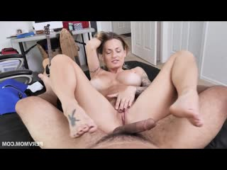 Pervmom natasha starr the boner bouncing milf perv mom step family busty babe fit natural big boobs blonde cumshot