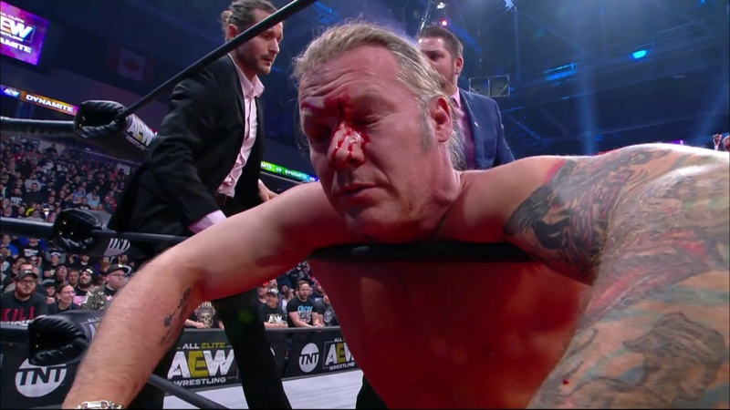 THE SHOCKING CONCLUSION TO DYNAMITE HEADING INTO REVOLUTION | AEW DYNAMITE 21620, KANSAS CITY