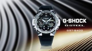 G-STEEL GST-B400 : CASIO G-SHOCK