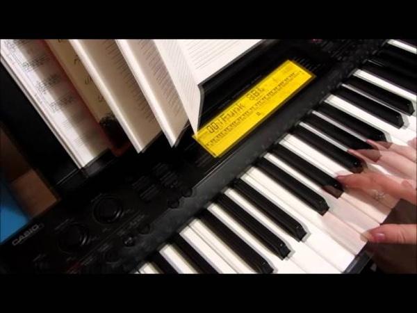 Уроки игры на фортепиано.Урок 4. Мажор и минор. Главные трезвучия лада. Простые виды аккомпанемента.