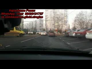 Убрали знак ограничения скорости 20 км/ч перед стоянкой откуда начинается практический экзамен по городу. 6 декабря 2019 г.