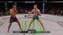 Conor McGregor vs Jose Aldo fastes knockout in MMA history