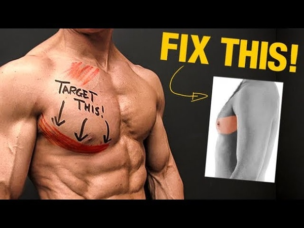 The LOWER Chest Solution GET DEFINED PECS