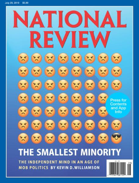 National Review – July 29, 2019