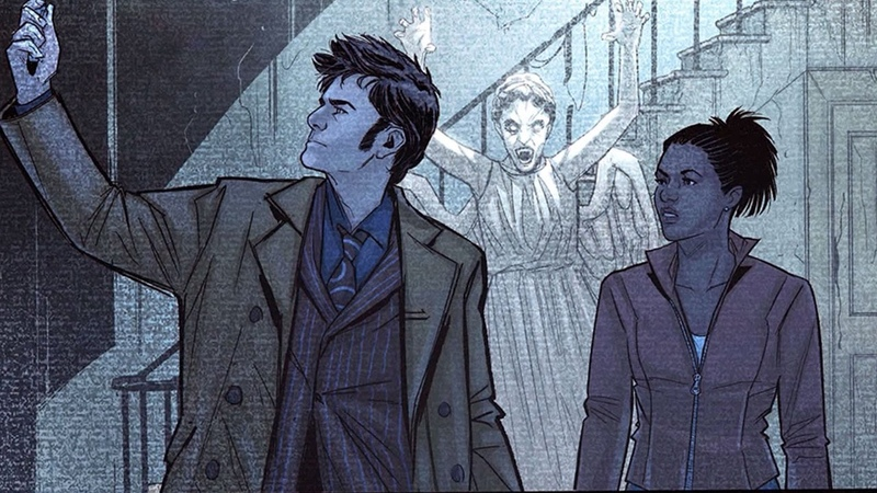 Tenth Doctor Team Up! The Thirteenth Doctor: Issue 1 Doctor Who