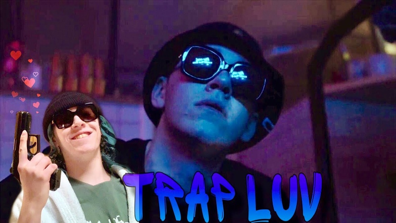 Big Baby Tape - Trap Luv (А Он Тебя Целует) Руки Вверх Remix