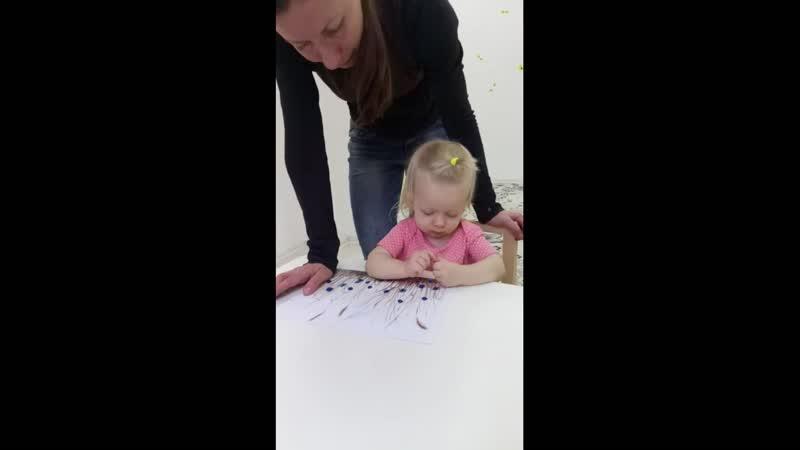 Комплексное развитие для малышей от 9 месяцев до 3 лет