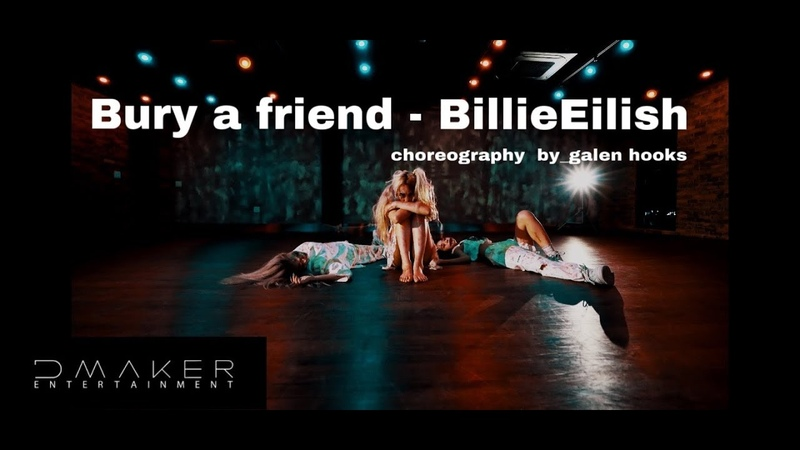 LIMESODA |Billie Eilish bury a friend choreography galen hooks Cover By LIMESODA