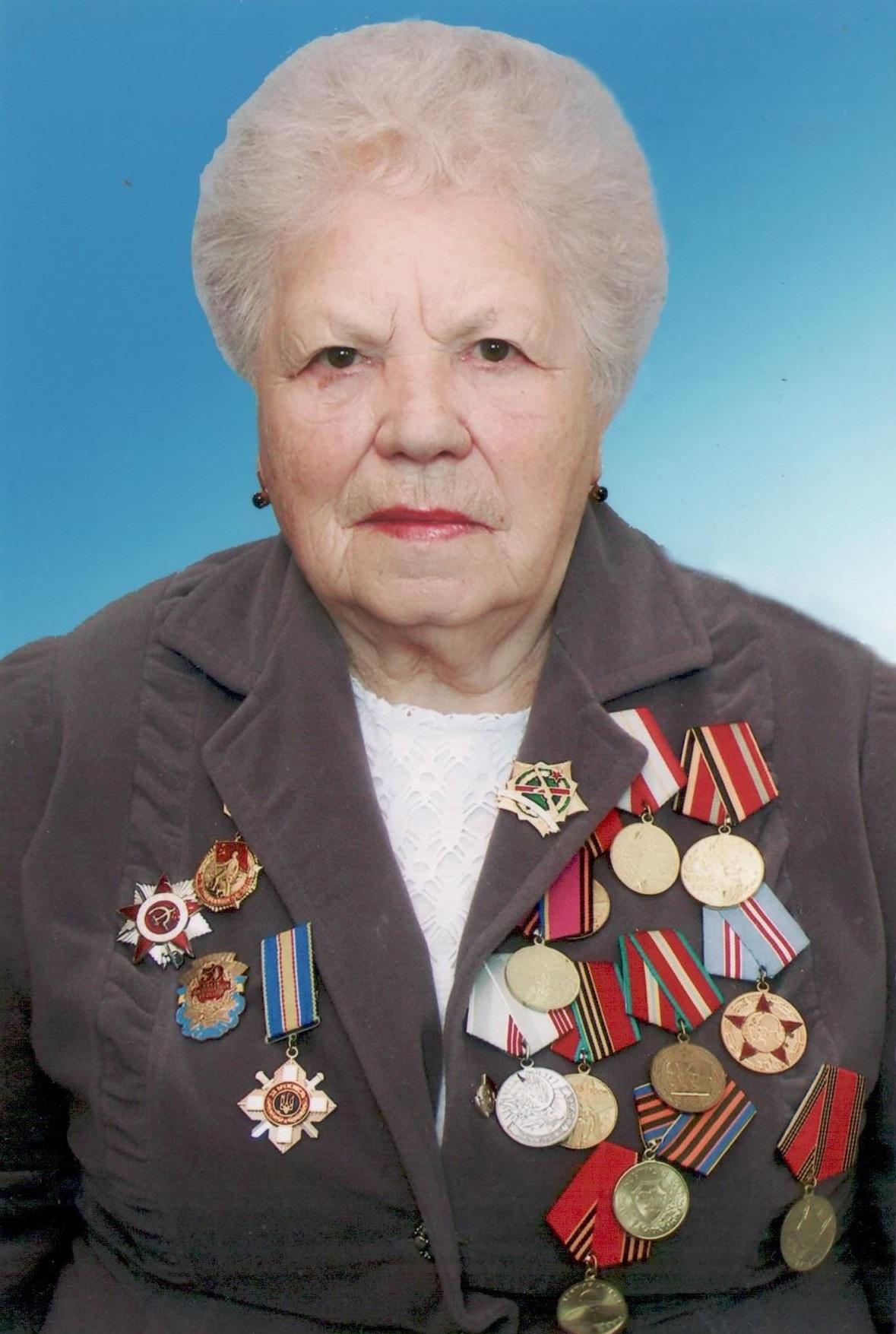 Krylova Nadezhda Ivanovna