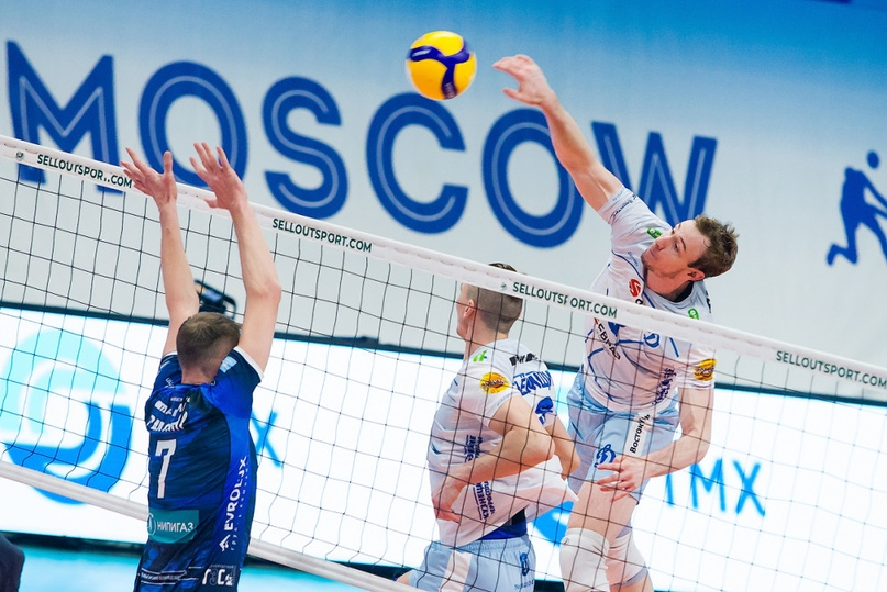 Московское «Динамо» победило одноклубников из Ленинградской области