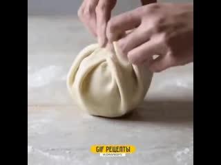 Как очень легко запечь яблоко