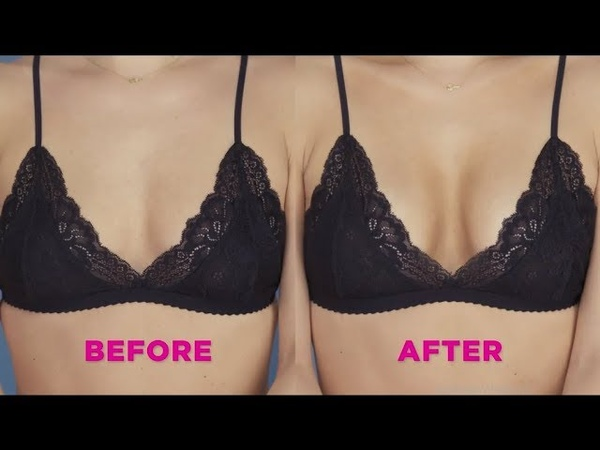 How to Enhance Boob's Beauty With Contour Makeup
