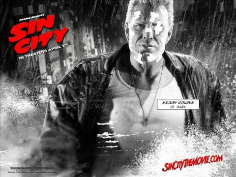 Sin City Soundtrack Robert Rodriguez Graeme Revell Marv