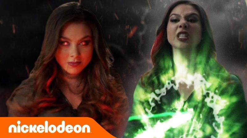 Грозная семейка Злая Фиби Nickelodeon Россия