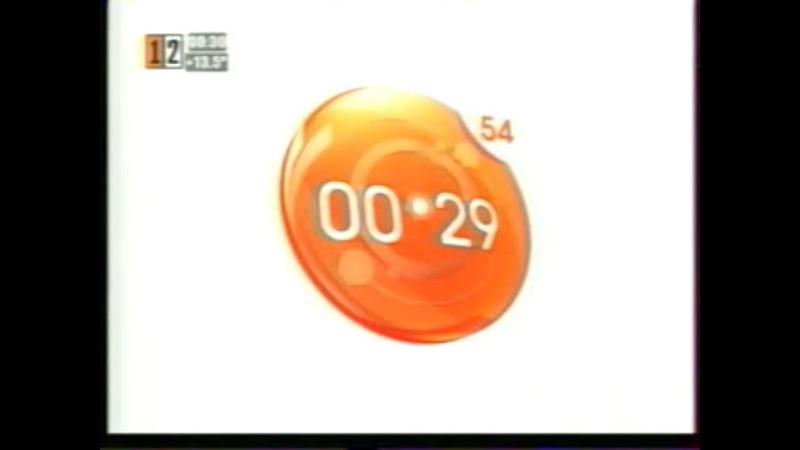 Часы (12 канал - РЕН ТВ, 2006-2009())