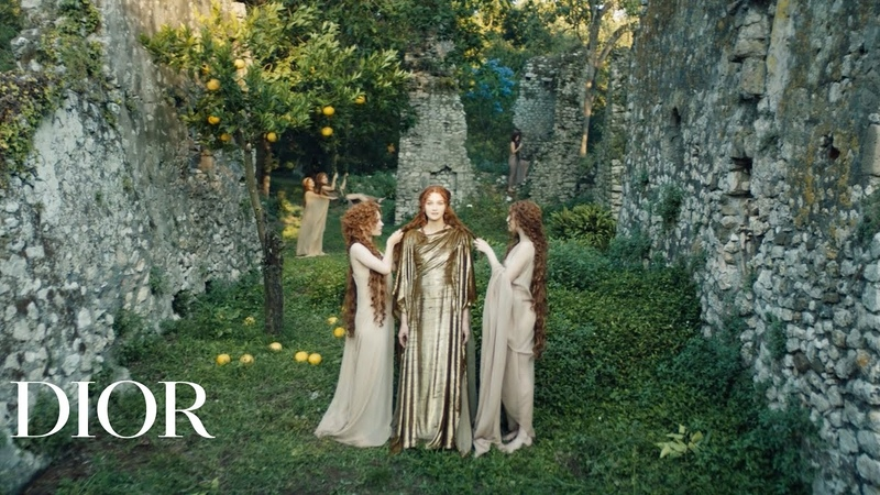 Dior Autumn Winter 2020 2021 Haute Couture