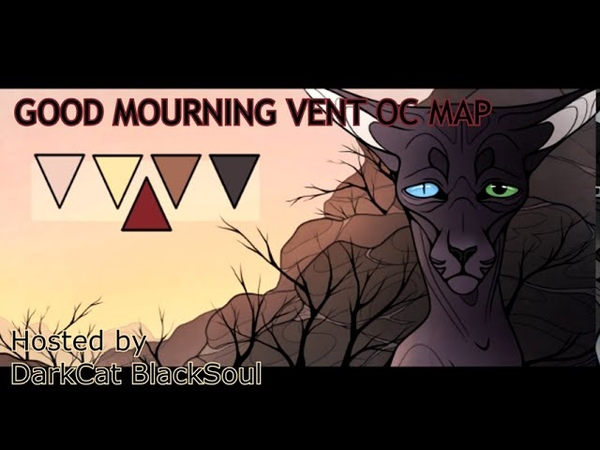Good Mourning Vent OC MAP [Wip and finished part]