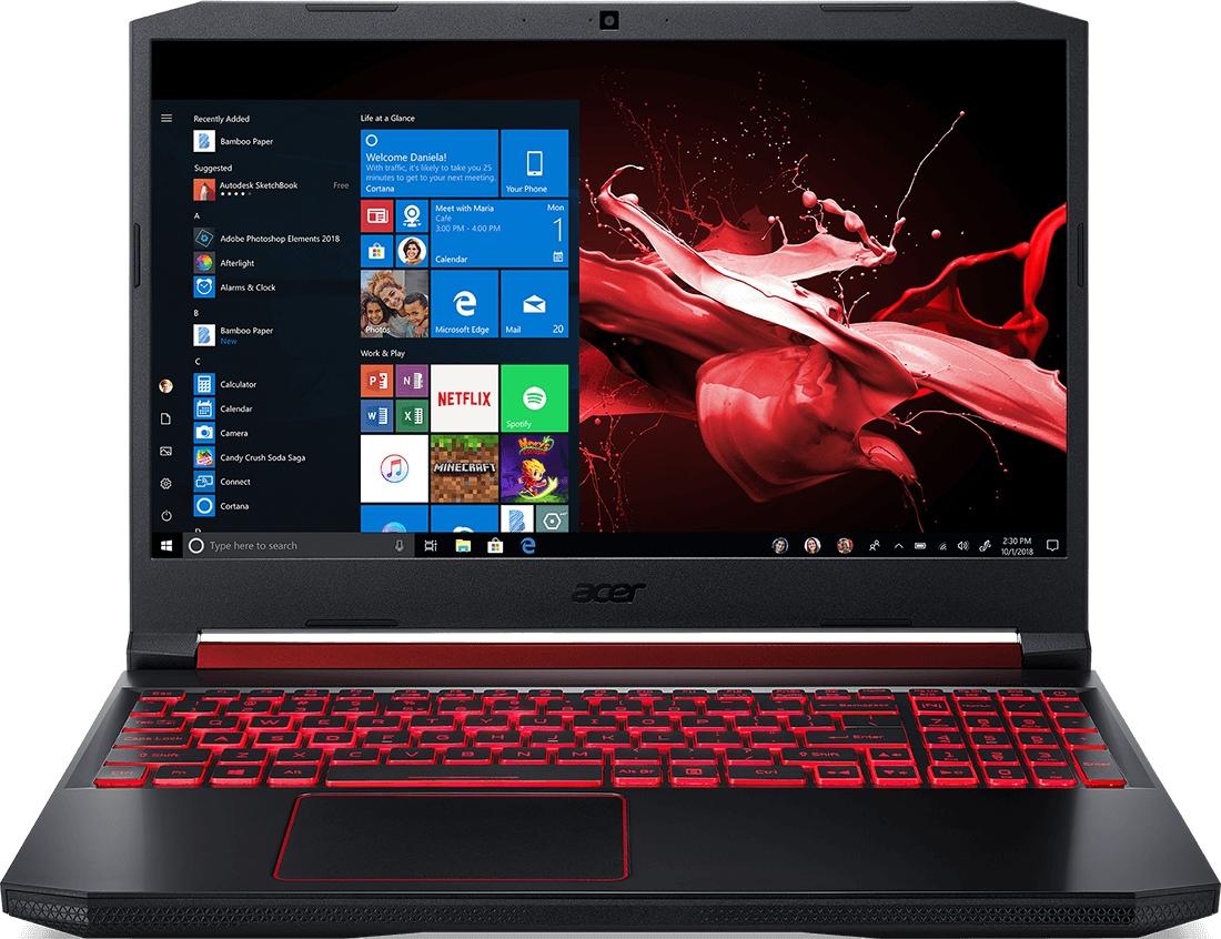 Acer Nitro 5: ноутбук для игр