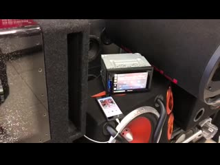 мой обзор на магнитолу Pioneer AVH-Z1100 DVD