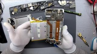 Huawei P9 - Замена аккумуляторной батареи.