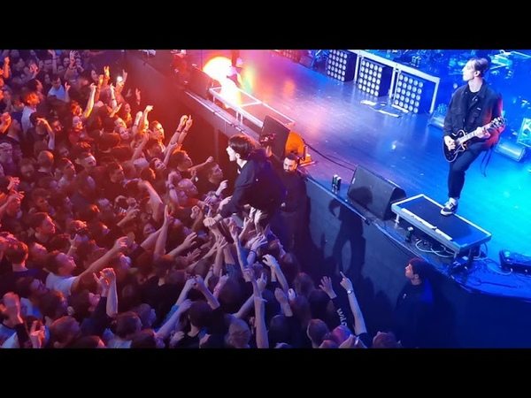 Wildways D.O.I.T. cut live in Moscow at IzvestiaHall