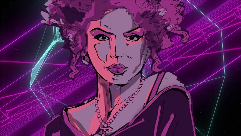 Karen Harding x Wh0 - I Dont Need Love [Official Video Animation]