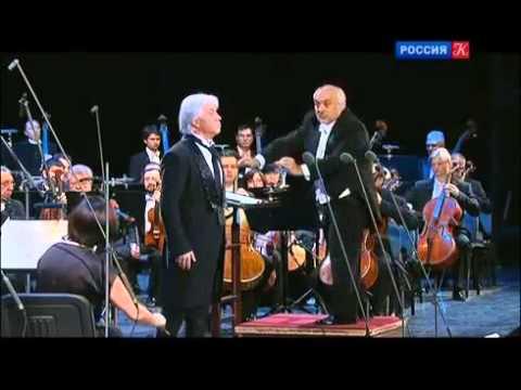 Хворостовский Пролог Паяцы Hvorostovsky Prologue Pagliacci