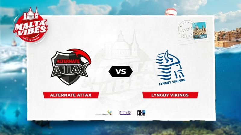 ALTERNATE aTTaX vs Lyngby Vikings Malta Vibes bo1 de inferno sleepsomewhile