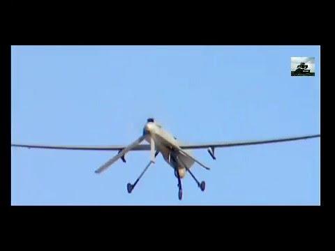 Видео Беспилотный хищник PREDATOR B смотреть онлайн