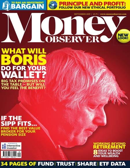 Money Observer - 09.2019
