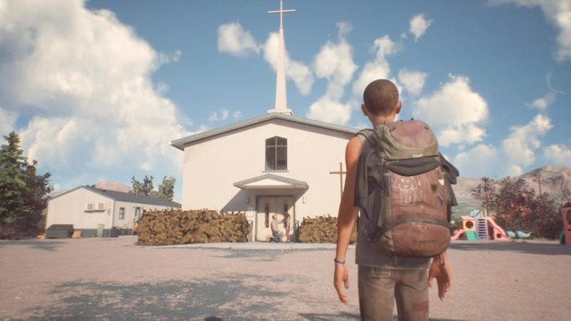Жизнь - Станная Штука 2 Эпизод 4 Вера прохождение № 2. Ангел Даниэль.