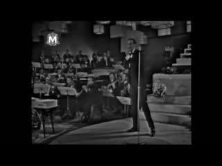 Легендарное выступление Муслима Магомаева в Сопоте 1972 год