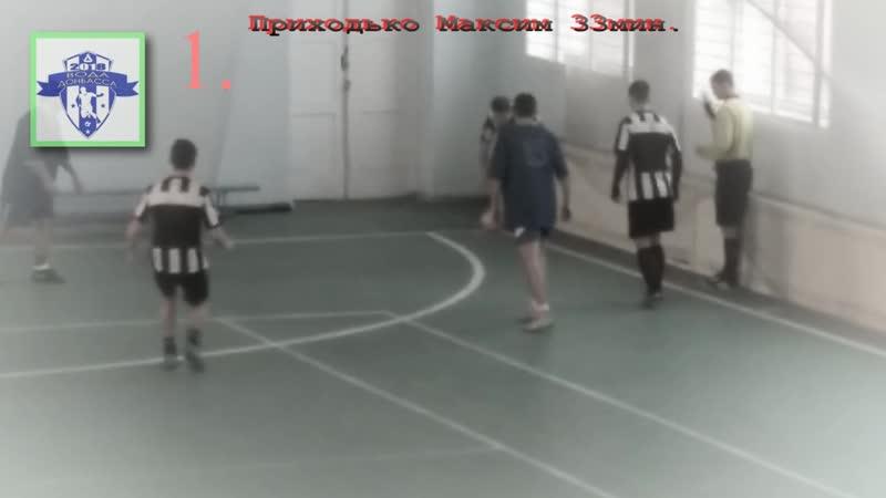 Голы ФК Кировец ФК Вода Донбасса