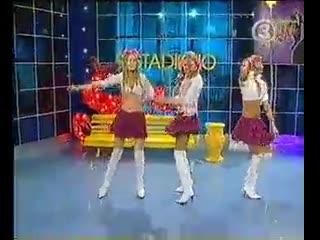Yva - девушка сняла трусики во время выступления на ТВ!!! -2019 г